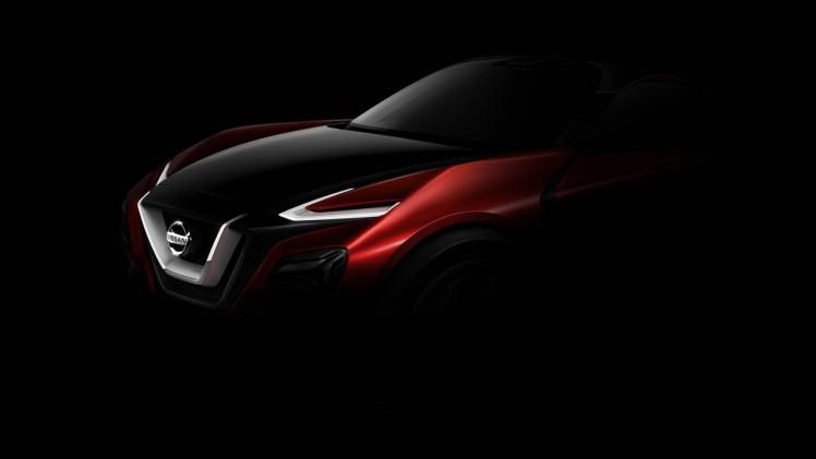 Nissan juke groen licht voor nissan juke en crossover for Nissan juke licht
