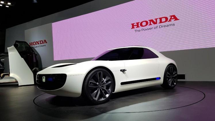 Honda Cr V Honda Ziet Elektrische Toekomst Sportief In