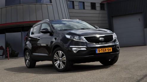 Vier jaar na zijn introductie heeft Kia de Sportage een facelift gegeven.