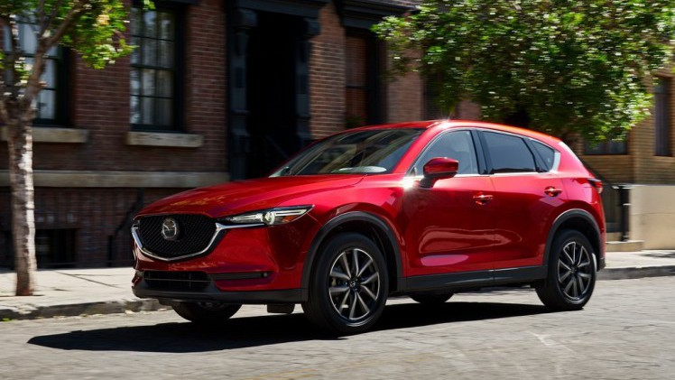 Mazda CX5  Mazda presenteert nieuwe CX5