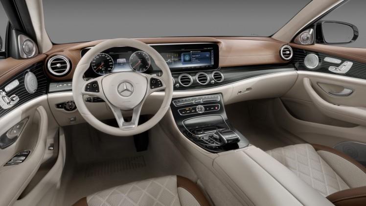 nieuwe mercedes e klasse w213 innoveert verder dan s klasse met 3d burmester audio