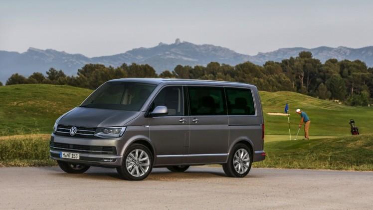 Volkswagen Transporter Autotest Nieuwe Volkswagen Transporter En