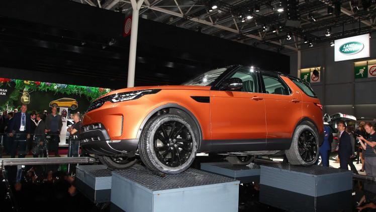 Land Rover Discovery Officieel En In De Prijslijst De