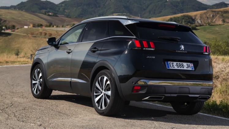 Peugeot 3008 - Autotest: Nieuwe Peugeot 3008 lekker ...