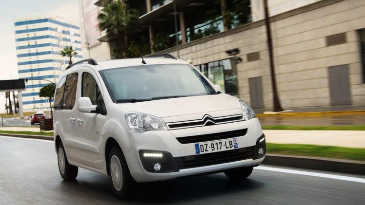 Citroën Berlingo - Peugeot Partner nu ook volledig elektrisch ...