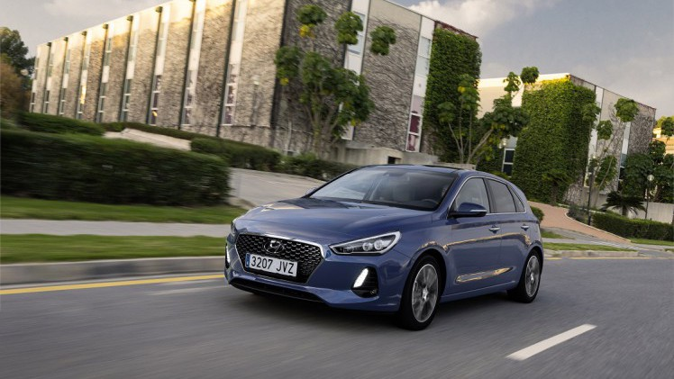 Hyundai I30 Prijskaartje Voor Nieuwe Hyundai I30