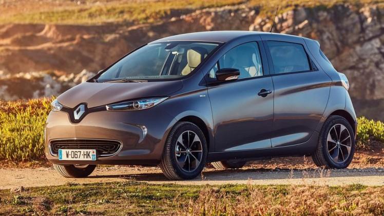 Renault Zoe Renault Zoe Grote Actieradius Lage Bijtelling