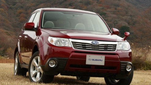 De nieuwe Subaru Forester is een feit. Na enkele schetsen en scoops is de Forester nu in offici�le gedaante te zien, onthuld in thuisland Japan. De Forester groeide in afmetingen en kreeg een wat meer