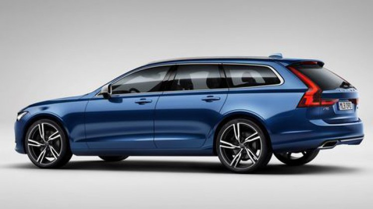 Verrassend Volvo V90 - Sportieve R-Design jas voor Volvo S90 en V90 HS-48