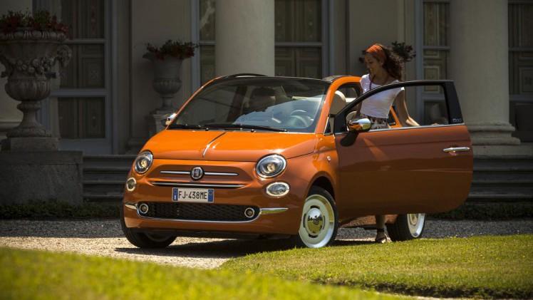Fiat 500c Tweede Verjaardageditie Fiat 500