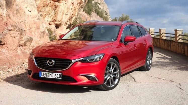 Mazda 6 Autotest Verbeterd Recept De Vernieuwde Mazda6