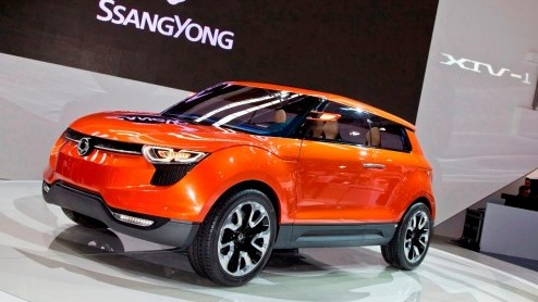 Ssangyong heeft zich ten doel gesteld 300.000 auto�s te verkopen in 2016. Om dat doel te bereiken hebben de Koreanen onder meer vier nieuwe modellen op de planning staan. En dat zijn niet alleen SUV�s