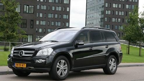 Specificaties En Prijzen Mercedes Benz Gl 500 Autovandaag