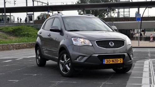 Modellen van Hyundai en Kia vinden gretig aftrek op ons continent. Vooral in de compacte SUV-klasse doen beide Koreaanse merken al jaren goede zaken. Landgenoot Ssang Yong wil maar wat graag op dat su