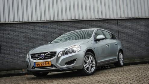 Autotest Volvo V60 D6 Plug-in Hybrid in Nederland. Heeft Volvo de elektro-smaak te pakken?